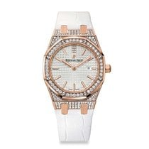 Audemars Piguet Royal Oak Ladies Quartz Watch 67652OR.ZZ.D011C...