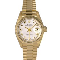 Rolex Datejust President Lady 18k Mother of Pearl Dial, Ref:...