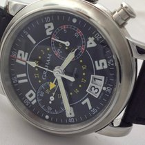 Graham Silverstone GR-SIL-AC-3PA New Steel 42mm Automatic
