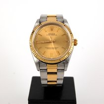 Rolex Oyster Perpetual Gold/Steel 34mm No numerals