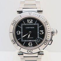 Cartier Pasha Seatimer usados 40mm Acero