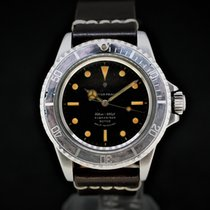 Tudor Oyster Prince Submariner Tropical Glossy dial anno 1965