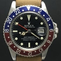 Rolex GMT-Master 1675 Long E Mint