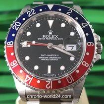 Rolex GMT-Master II Ref. 16710 BLRO Pepsi/Z79.Stick Dial/...
