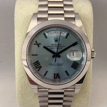 Rolex Day-Date 40 228206 Platin ( 99,99% new )