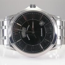 Maurice Lacroix Pontos Stainless Steel Black Dial Automatic...