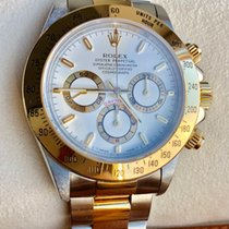 Rolex 16523 Or/Acier 1995 Daytona 40mm occasion
