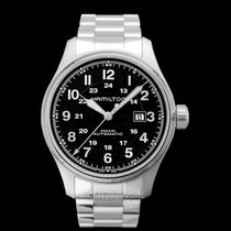 Hamilton Khaki Field H70625133 new