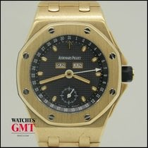 Audemars Piguet Royal Oak Offshore Triple Calendar Gold