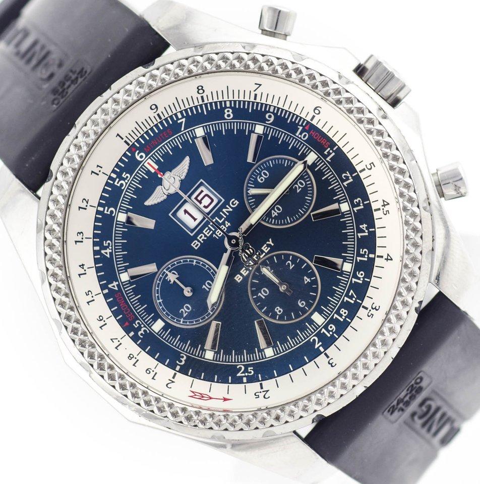 f80d4405c63 Breitling Bentley 6.75 - Todos os preços de relógios Breitling Bentley 6.75  na Chrono24