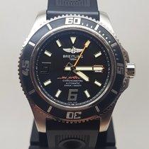 Breitling 44mm Automatisk 2011 brugt Superocean 44 Sort