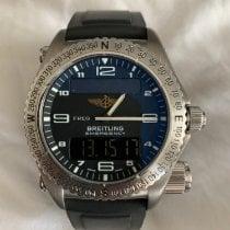 Breitling Emergency new Quartz Chronograph Watch only E56121.1