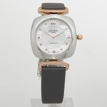 Glashütte Original 31mm Quartz new Pavonina Mother of pearl