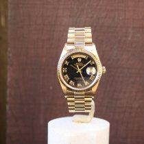 Rolex Day-Date 36 Geelgoud 36mm Geen cijfers Nederland, Amsterdam