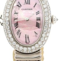 Cartier Baignoire White gold 25mm United States of America, Illinois, BUFFALO GROVE