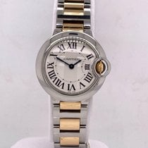Cartier Ballon Bleu 28mm Steel 29mm Yellow United States of America, New York, New York