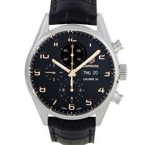 TAG Heuer Carrera Calibre 16 new Automatic Chronograph Watch with original box and original papers CV2A1AB.FC6379
