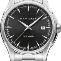 Hamilton Acier 40mm Remontage automatique H32665131 nouveau