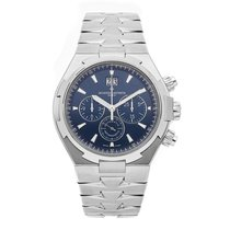 Vacheron Constantin Overseas Chronograph Steel 42mm Blue No numerals United States of America, Pennsylvania, Bala Cynwyd