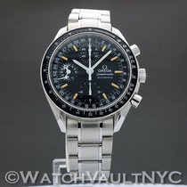 Omega 3520.50 Staal 1995 Speedmaster Day Date 39mm tweedehands