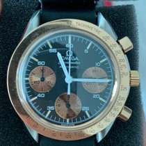 Omega Speedmaster Reduced Gold/Steel 39mm Black No numerals Singapore, Singapore