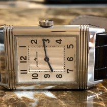 Jaeger-LeCoultre Grande Reverso Ultra Thin Steel 27mm Black Arabic numerals United States of America, Pennsylvania, Philadelphia