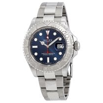 Rolex Yacht-Master 40 Steel 40mm Blue United States of America, New York, New York