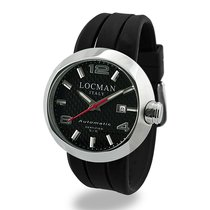 Locman Change One Steel 46mm Black