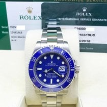 Rolex Submariner pre-owned