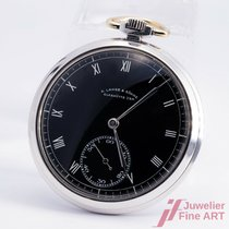A. Lange & Söhne Silver Manual winding pre-owned