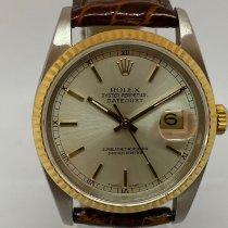 Rolex 16233 Goud/Staal 1989 Datejust 36mm tweedehands Nederland, Kerkrade