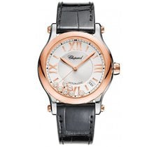 Chopard Happy Sport 278573-6001 Nou Aur/Otel 36mm Atomat