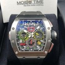 Richard Mille RM11-02 CHRONOGRAPH TITANIUM BIG DATE GMT [NEW]