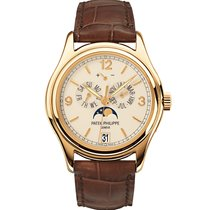 Patek Philippe Complications Annual Calendar 39mm Yellow Gold...