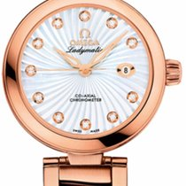 Omega De Ville Women's Watch 425.60.34.20.55.001