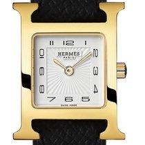 Hermès 21mm Quartz Heure H new United States of America, New York, Airmont