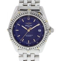 Breitling Antares Stainless Steel B10048 Automatic