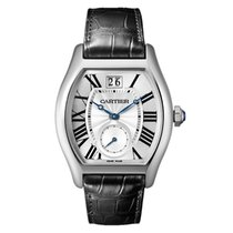 Cartier Tortue XL White Gold (W1556233)