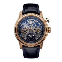 路易莫•伊内特 (Louis Moinet) Memoris Red Eclipse