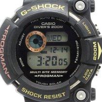 Casio G-shock Frogman Triple Crown Solar Mens Watch Gw-200tc-4...