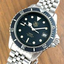 TAG Heuer Vintage Diver 1000m Quartz Men´s Watch