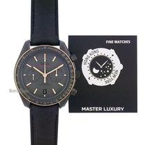 欧米茄 Speedmaster Professional Moonwatch 陶瓷 44.25mm 黑色 无数字