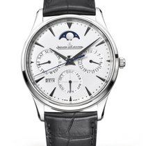 Jaeger-LeCoultre Q1303520 Master Ultra Thin Perpetual Slv Dial WG