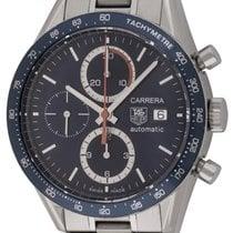 TAG Heuer : Carrera Chronograph :  CV2015.BA0786 :  Stainless...