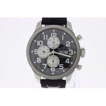 Zeno-Watch Basel Oversize Pilot Chronograph Day-Date 8557TVDD