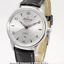 Alpina Alpiner Acero 41.5mm Plata