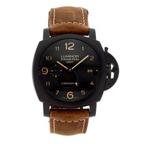 Panerai Pre-Owned  Luminor 1950 3-Days GMT Ceramica PAM 441