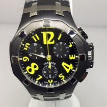 Concord Saratoga Chronograph Men's Watch 0311606 New $2,690...