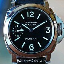Panerai PAM 111 G Luminor Marina Painted Dial 44mm