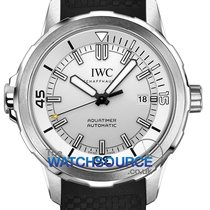 IWC Aquatimer Automatic Acero 42mm Plata